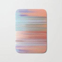 Pixel Sorting 47 Bath Mat