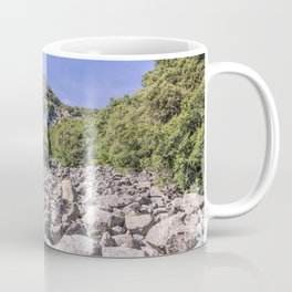 Yosemite Park Rocks Coffee Mug