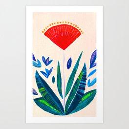 Mandragola Art Print