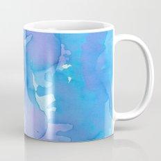 Lady in Blue Mug