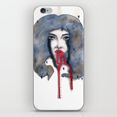 Go on let it Bleed  iPhone & iPod Skin