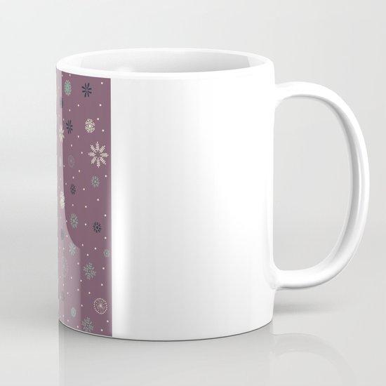 Prancing Reindeer Coffee Mug