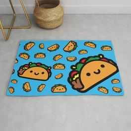 Happy Taco Rug