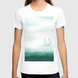 Hidden - Green Mist T-shirt