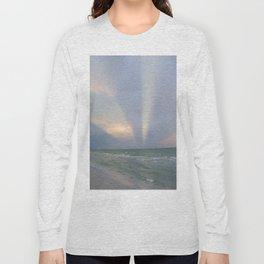Super Seascape Sky Long Sleeve T-shirt