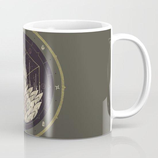 Fading Dahlia Mug