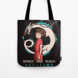 Spirit and Magic Tote Bag