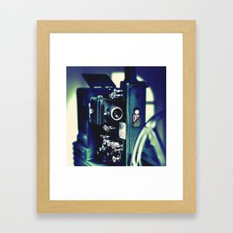 Cinefoto Vintage Framed Art Print
