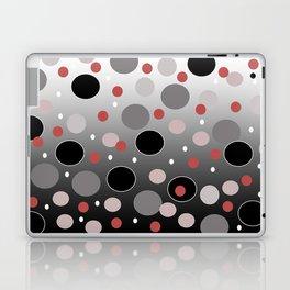 Polka Dotty: Gradients Laptop & iPad Skin