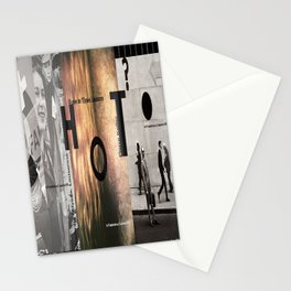 Advertisement musee de lelysee photo triptyque Stationery Cards