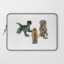 Catching Lunch Redux Laptop Sleeve