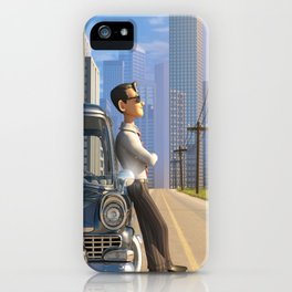 Luca's Day Off iPhone Case