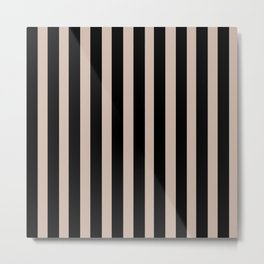 Timeless Stripes #10 Metal Print