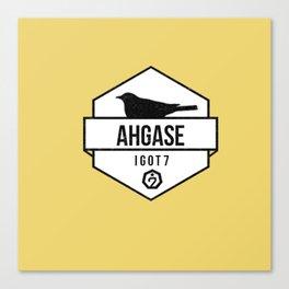 AHGASE Canvas Print