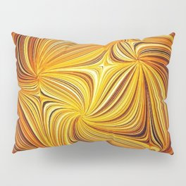 Electric Field Art LI Pillow Sham