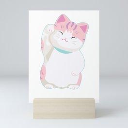 neko chan Mini Art Print