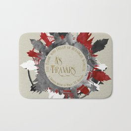 As Travars. For those who dream of stranger worlds. A Darker Shade of Magic. Bath Mat