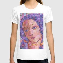 Variations On Botticelli's Venus – No. 2 T-shirt