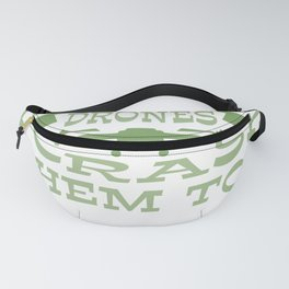 drone gift Hubschauber flying object flying hobby Fanny Pack