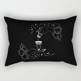 Poison Rectangular Pillow