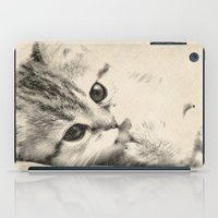 thundercats iPad Cases featuring Kitten by Augustinet