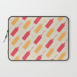Flight of the Condiments Laptop Sleeve