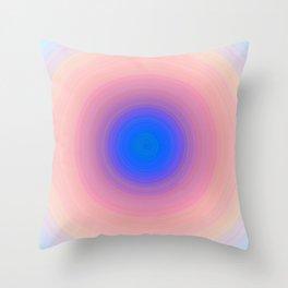 Ripple VI Throw Pillow