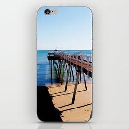 Harvey Bay Board Walk iPhone Skin
