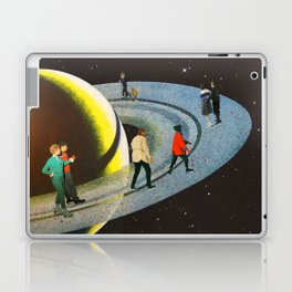 Saturn's Rink Laptop & iPad Skin