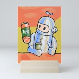 The Mystery of Tang Mini Art Print