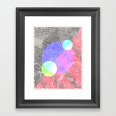 We Are All Made Of Stars Framed Art Print