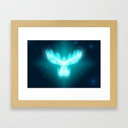 HOLY SPIRIT Framed Art Print