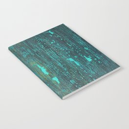 Blue Pill Notebook