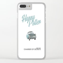 Chamber of Secrets Clear iPhone Case