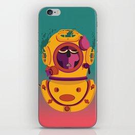 Dive In iPhone Skin