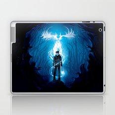Prongs will Ride Laptop & iPad Skin