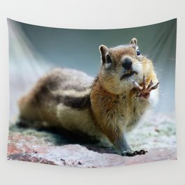 Talk To The Hand - OLena Art Wall Tapestry