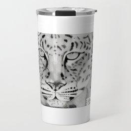 Wild Cat Travel Mug