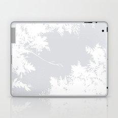 Night's Sky Grey Laptop & iPad Skin