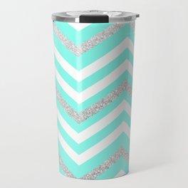 Turquoise Sparkle Travel Mug