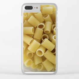 I Love Pasta ! Clear iPhone Case