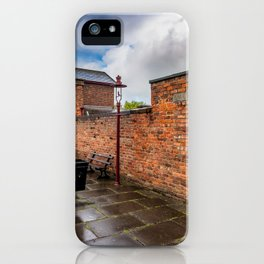Hadlow Victorian Railway Station iPhone Case