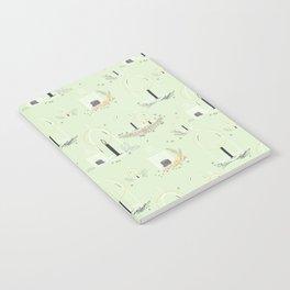 Fairy Land (mint) Notebook
