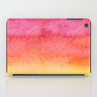 gradient iPad Cases featuring Gradient by Diego Tirigall