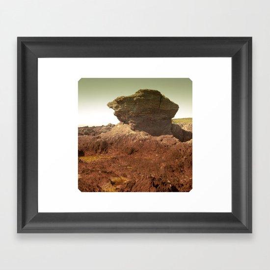 The Other World Framed Art Print