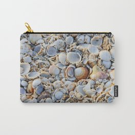 To Shell Or Not To Shell Carry-All Pouch