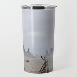 Bandon Beach Bird Travel Mug