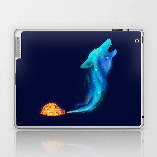 Arctic Howl Laptop & iPad Skin