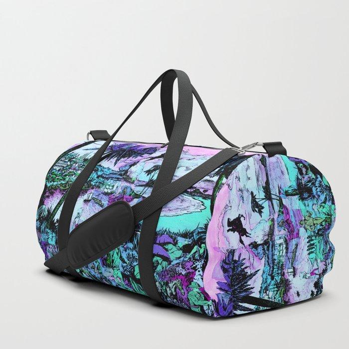 Beach Adventure Duffle Bag