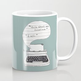 PERKS OF BEING A WALLFLOWER. Coffee Mug